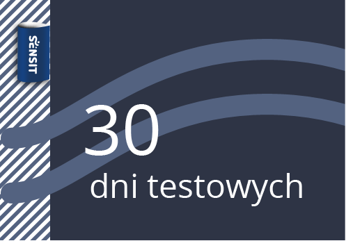 30 dni testowych sensit